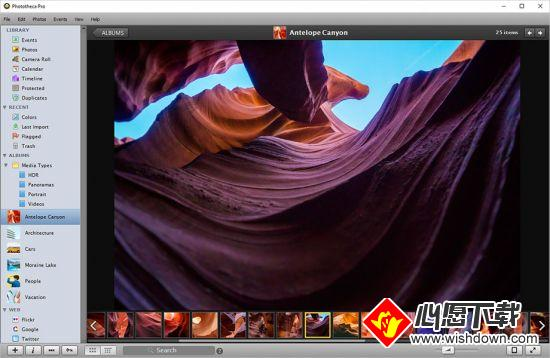 Phototheca Pro(图片管理工具)_wishdown.com