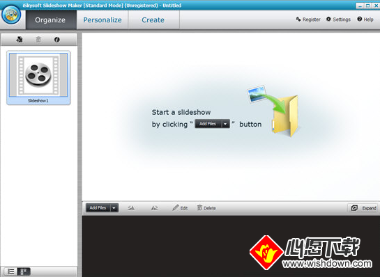 iSkysoft Slideshow Maker(幻�羝�制作�件)_www.xfawco.com.cn