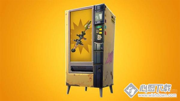 堡垒之夜新自动售卖机使用方法介绍_wishdown.com