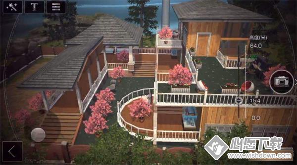 明日之后桃花坞房屋怎么建造?_wishdown.com