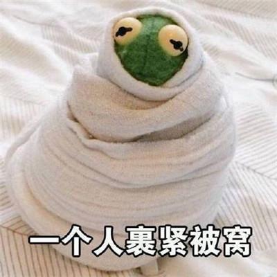 2019微信朋友圈绿青蛙头像大全_wishdown.com