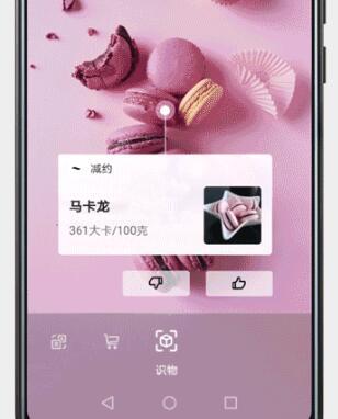 荣耀8x智能识物方法介绍_wishdown.com