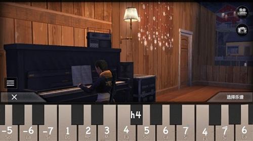 明日之后钢琴曲谱Faded弹奏方法介绍_wishdown.com