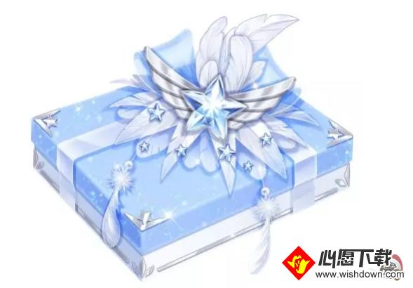 QQ飞车手游雪凝冰羽礼盒要多少钱?_wishdown.com
