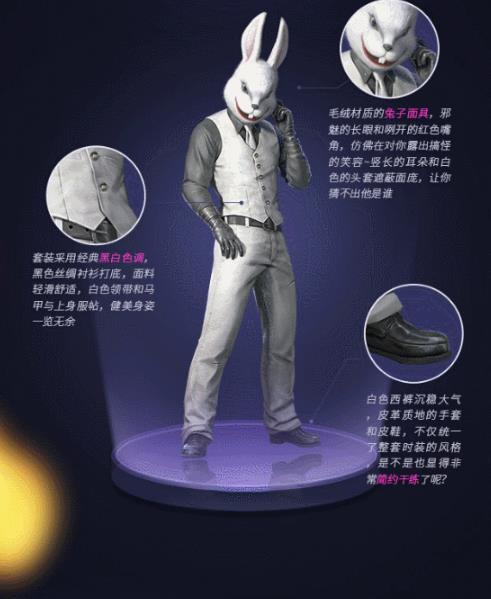 和平精英中秋夜寻萌兔套装获取攻略_wishdown.com