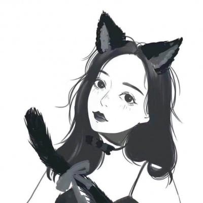 手绘微信情侣头像个性霸气大全_wishdown.com