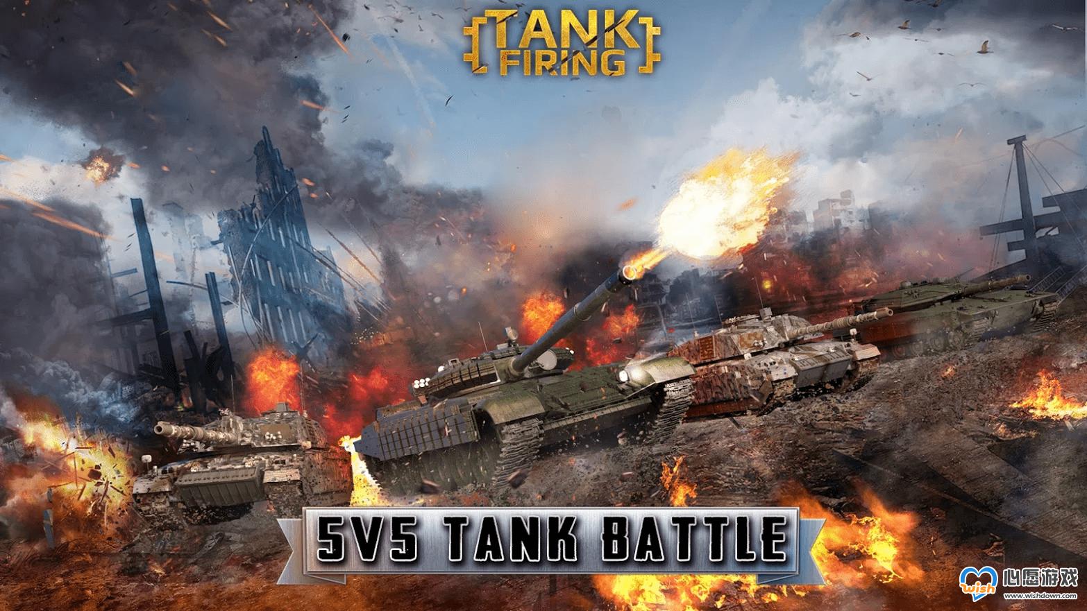 2021最新军事策略坦克手游原创推荐