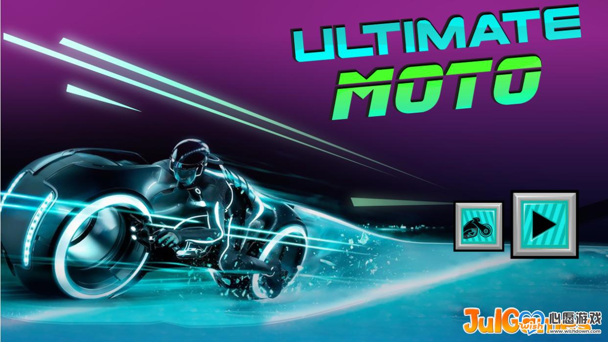 极限摩托竞速赛H5_wishdown.com