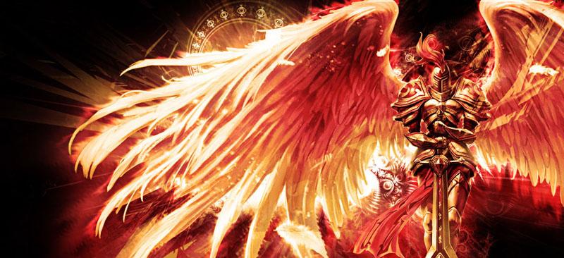 热血魔幻征战的冒险手游-《天使公约》