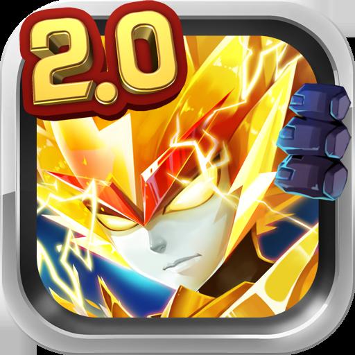 赛尔号超级英雄 V3.0.0 满V版