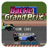 战斗GP赛车 日版