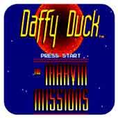 达菲鸭 火星任务 SFC版