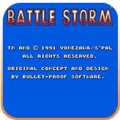 战斗风暴 英文版