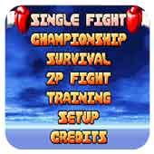 狂热拳击 GBA版