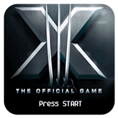 X战警 官方游戏 携带版
