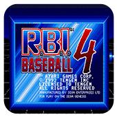 打点棒球4 MD版