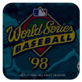世界棒球系列赛98 美版