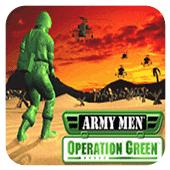 玩具军人 绿色军事行动 无限子弹版