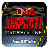 TNA摔角:穿越界限 英文版