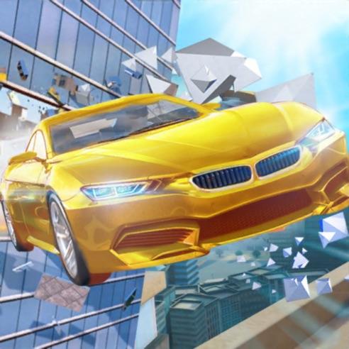 极限汽车屋顶驾驶 V1.0 安卓版