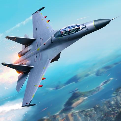 空中冒险者:无限战机