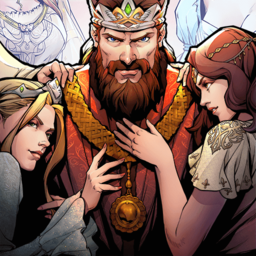 国王的宝座欲望 V1.0 安卓版