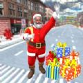 圣诞圣诞老人城驾驶 V1.0 苹果版