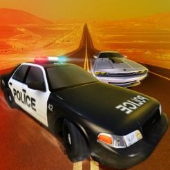 赛车游戏:警察赛车 V1.0 苹果版