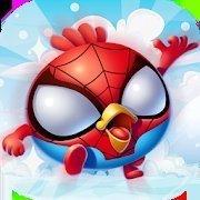 蜘蛛�B跳�S