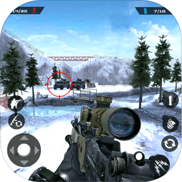 冬山狙击手