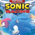 sonic racing car