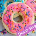 甜甜圈食品制作店 v1.0 蘋果版