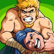 肌肉力量:弹弓摔跤