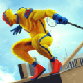 超級繩索英雄大城市 v1.1 安卓版