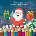 圣诞老人涂色书 v1.0 苹果版
