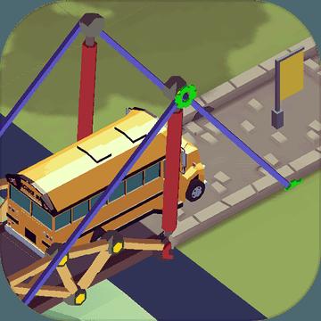 桥梁构造大师(Bridge Constructor)