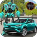 飞行汽车战斗机器人 V1.0 安卓版