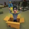 商店��劫者3D