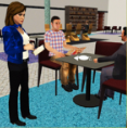虚拟女服务员模拟器 V1.0 安卓版