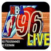 NBA联赛96