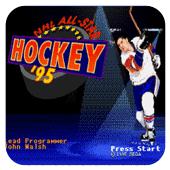 NHL全明星大�95 手�C版