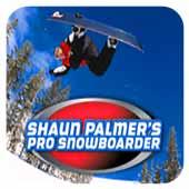 夏恩派蒙的职业滑雪板 美版