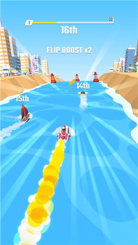 2021最好玩的水上竞速手游原创推荐(第5图) - 心愿下载