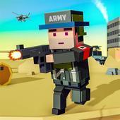 块状军队现代战争打击 v1.9 安卓版
