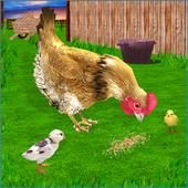 新母鸡家庭模拟器养鸡