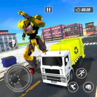 垃圾车机器人改造城市垃圾清洗器 v1.0.6 安卓版