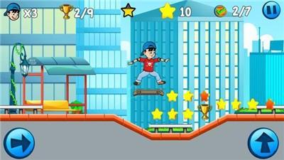apk单机游戏下载_滑板男孩apk下载-滑板男孩单机游戏下载 - 心愿游戏