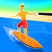 沙滩滑板3D v1.0.0 安卓版