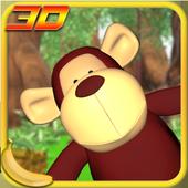 猴子接水果 v1.0 安卓版