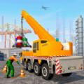 油炼油厂模拟器施工挖掘机 免费版